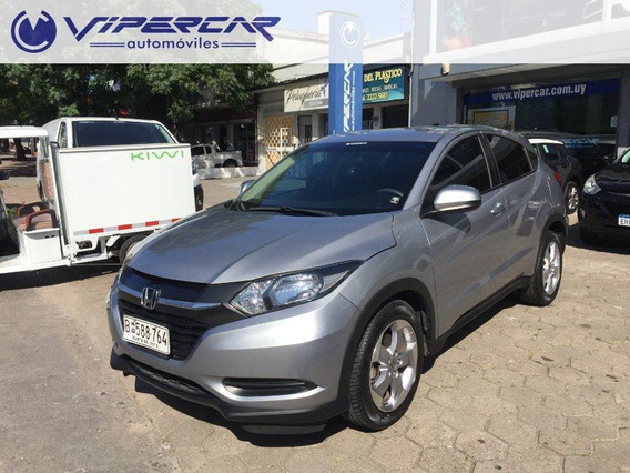 Honda Hr-v Lx Cvt 1.8 2017 Impecable!