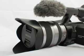 Sony Nex-vg20e Full Hd