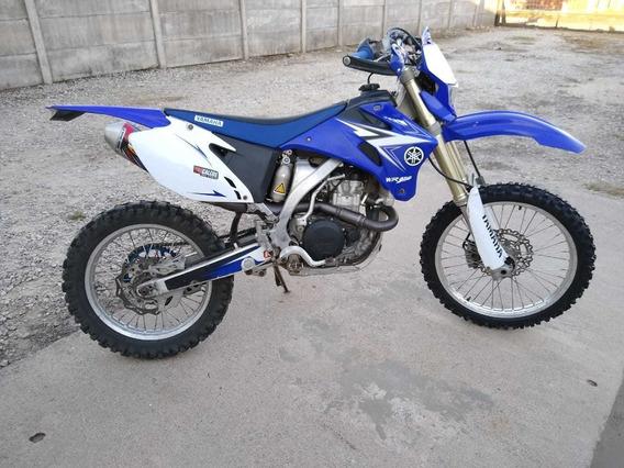 Yamaha Wr 450f (no Crf, Rm, Beta, Klx, Husqvarna)
