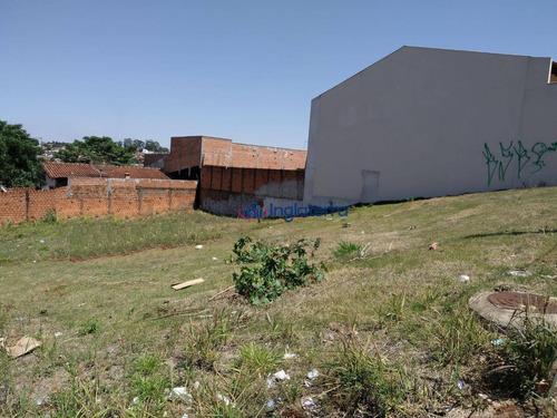 Imagem 1 de 3 de Terreno Para Alugar, 570 M² - Columbia - Londrina/pr - Te0479