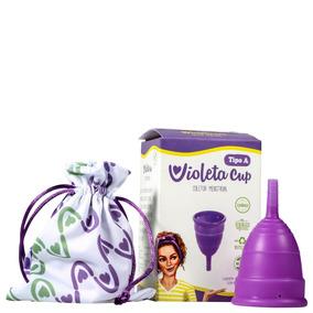 Violeta Cup Violeta Tipo A (+30 Anos) Coletor Menstrual Blz