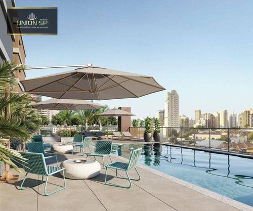Imagem 1 de 15 de Apartamento Duplex Com 2 Dormitórios À Venda, 93 M² Por R$ 1.738.702,00 - Vila Mariana - São Paulo/sp - Ad0243