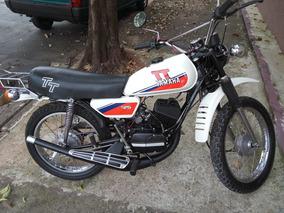 Yamaha Tt 125 1980