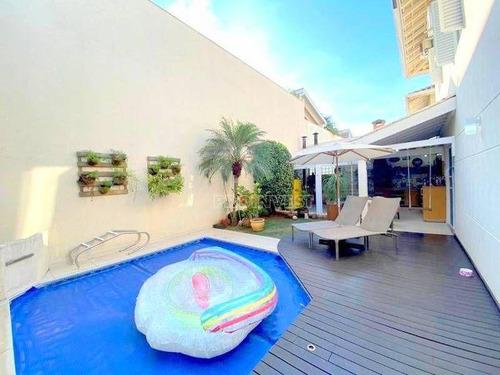 Imagem 1 de 24 de Casa Com 3 Suítes À Venda, Com Piscina Por R$ 1.600.000 - Parque Dos Príncipes - São Paulo/sp - Ca18787