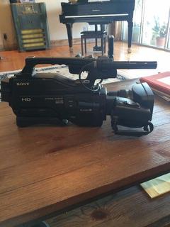 Video Camara Sony Mc2000