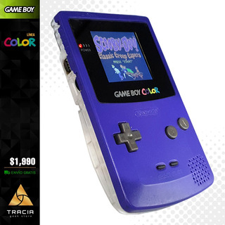 [ Game Boy Color ] Nueva Pantalla Retroiluminada   Tracia