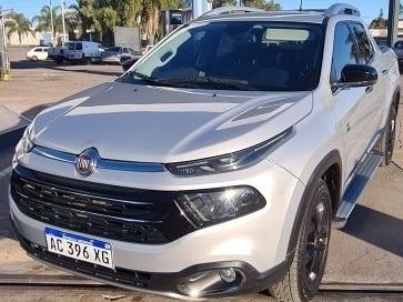 Fiat Toro 2.0 Volcano 4x4 At Pack Premium 2018
