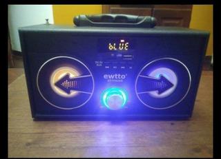 Parlante Bluetooth Ewtto