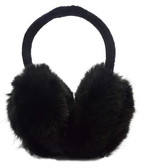 Diadema Para Mujer Winter Faux Fur Outdoor Earmuffs Warme