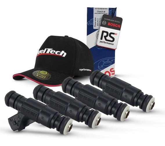 4 Bicos Injetor Bosch 65 Lbs/h 0 280 156 453 Alta Impedância