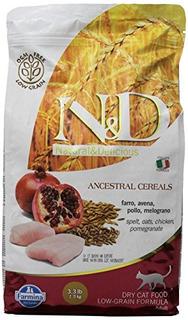 Farmina Natural And Delicious Pollo Y Granada Ancestral Lowg