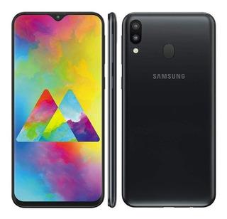 Samsung Galaxy M20 64gb Novo Lacrado Nota Fiscal