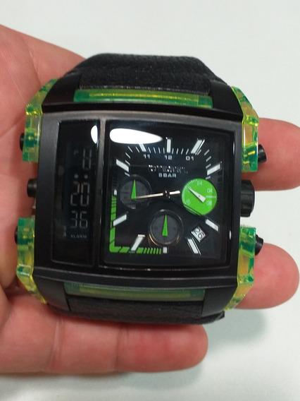 Relógio Diesel Dz 7153 ( 100% Original) Modelo Raríssimo