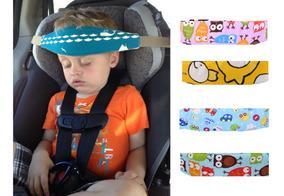 Faixa Segurança Cabeça Criança Cadeirinha Carro Slumbersling