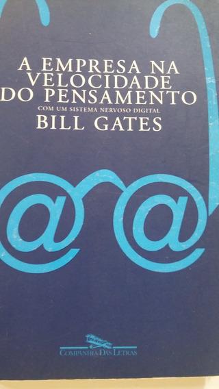 Bill Gates - Dois Livros +2 Brindes+ Frete Grátis Compre Já!
