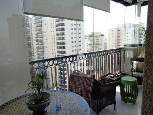 Imagem 1 de 30 de Apartamento Com 4 Dormitórios À Venda, 173 M² Por R$ 2.250.000,00 - Vila Pompeia - São Paulo/sp - Ap0179