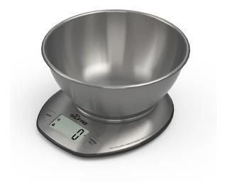 Balanza Cocina Digital Bowl Acero Liquidos Silfab Bc304