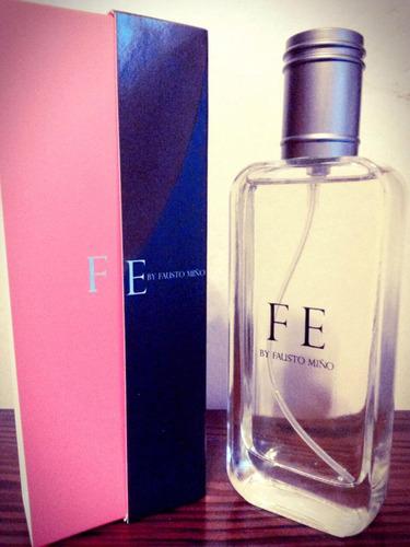 Perfume Fe By Fauto Miño Para Hombre - Original