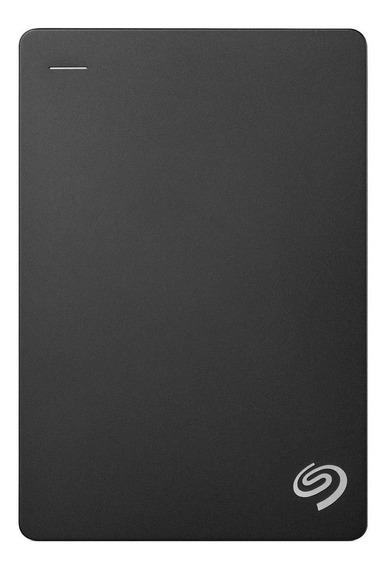 Disco duro externo Seagate Backup Plus Slim STDR2000100 2TB negro