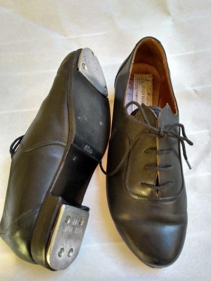 Zapatos De Tap (zapateo Americano)