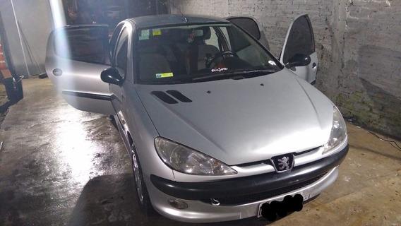 Peugeot 206 2006 1.9 D X-line