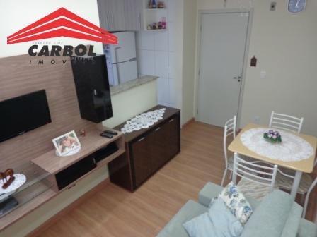 Jundiaí Sp Retiro 2 Dormitórios Planejado $ 225 Mil - 350537c