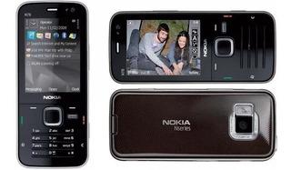 Celular Nokia N78 Matrix Todo Original Novo De Vitrine