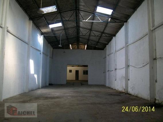 Galpão À Venda, 450 M² Por R$ 1.400.000,00 - Vila Formosa - São Paulo/sp - Ga0007