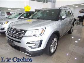 Ford Explorer Limited Awd 2.3