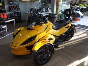 Triciclo Can-am Spyder St-s 2013 Semi-automatica C/ Encosto