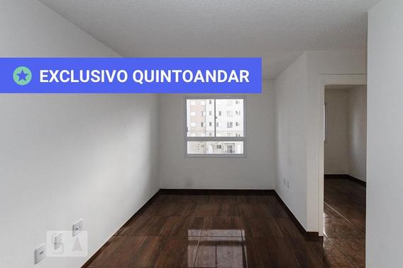 Apartamento No 2º Andar Com 2 Dormitórios E 1 Garagem - Id: 892984427 - 284427
