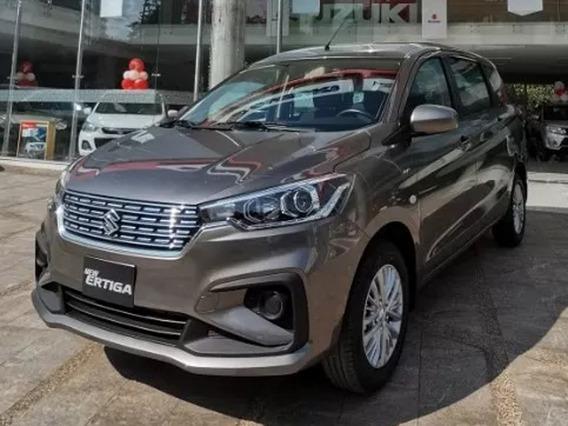Nueva Suzuki Ertiga 7 Puestos Mecánica 0km Precio De Junio