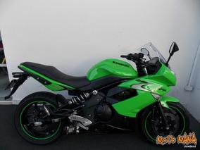 Ninja 650 2012 Verde