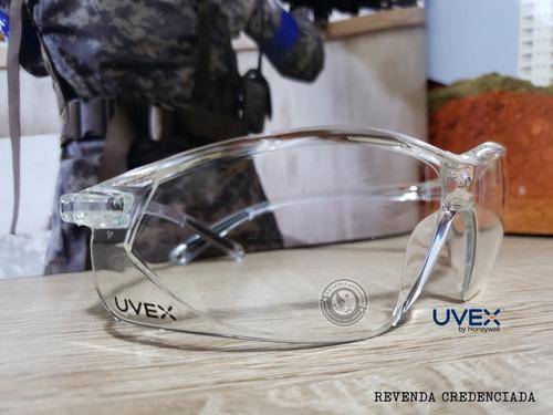 Óculos Uvex Supremo A705h Antiembaçante Certificado Original
