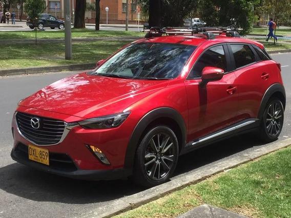 Mazda Cx3 Grand Touring Rojo Automático