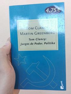 Libro Juegos De Poder. Politika