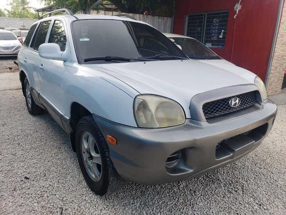 Hyundai Santa Fe Llevatela Con 75,000