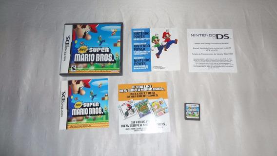 New Super Mario Bros Ds Original Nintendo Ds
