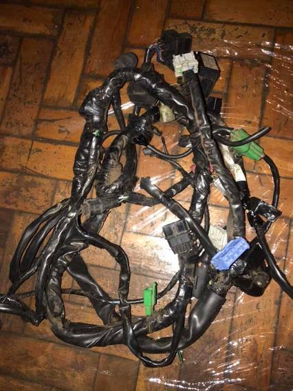Chicote Hornet 2008/2014 Sem Abs Para Retirada Plugs