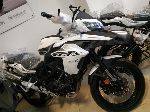 Trk502 X Benelli Con Baúles Incluidos