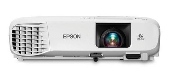 Projetor Epson 330s39 0 Lumens Svga Hdmi Audioout V11h854024