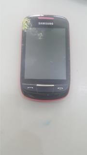 Celular Samsung S 3850 Para Retirar Peças