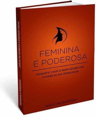 E-book Feminina E Poderosa