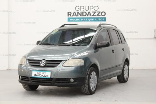Volkswagen  Suran  1.6 Confortline  2009  La Plata 116