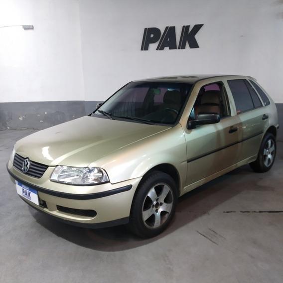 Volkswagen Gol1.6 Mid 2000