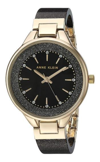 Anne Klein Reloj De Pulsera Con Cristales Swarovski