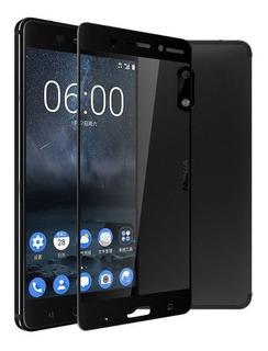 Película De Vidro Full Cover 9h 2.5d Celular Nokia 8 5.3
