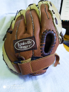 Luva Beisebol / Baseboll Louisville Slugger Veja Fotos