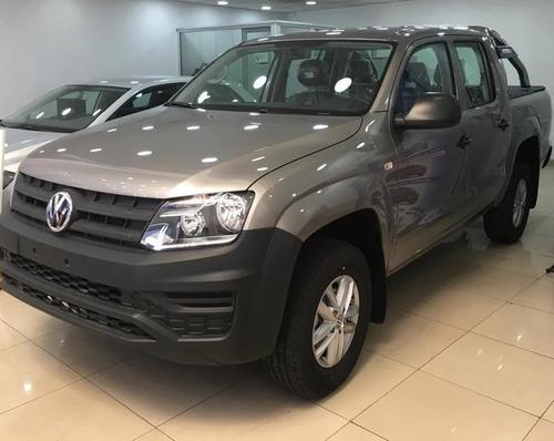 Volkswagen Amarok Trendline 4x2 0km Financio Tasa 0%