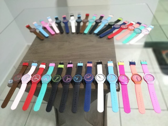 Kit 3 Relógios adidas + Caixa + Brinde